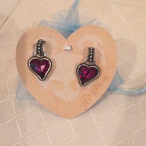 Brighton BiBi Heart Gem Rt $48
